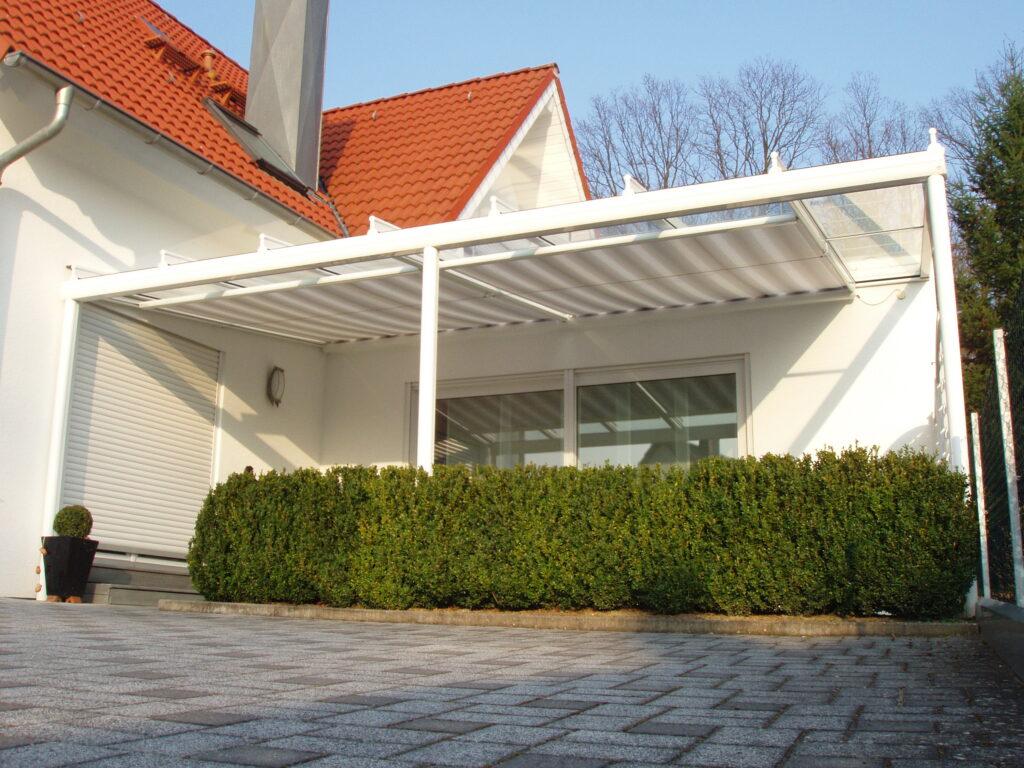 Terrassenüberdachung 1